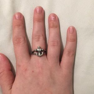 James Avery Faith, Hope, & Love Twisted Ring